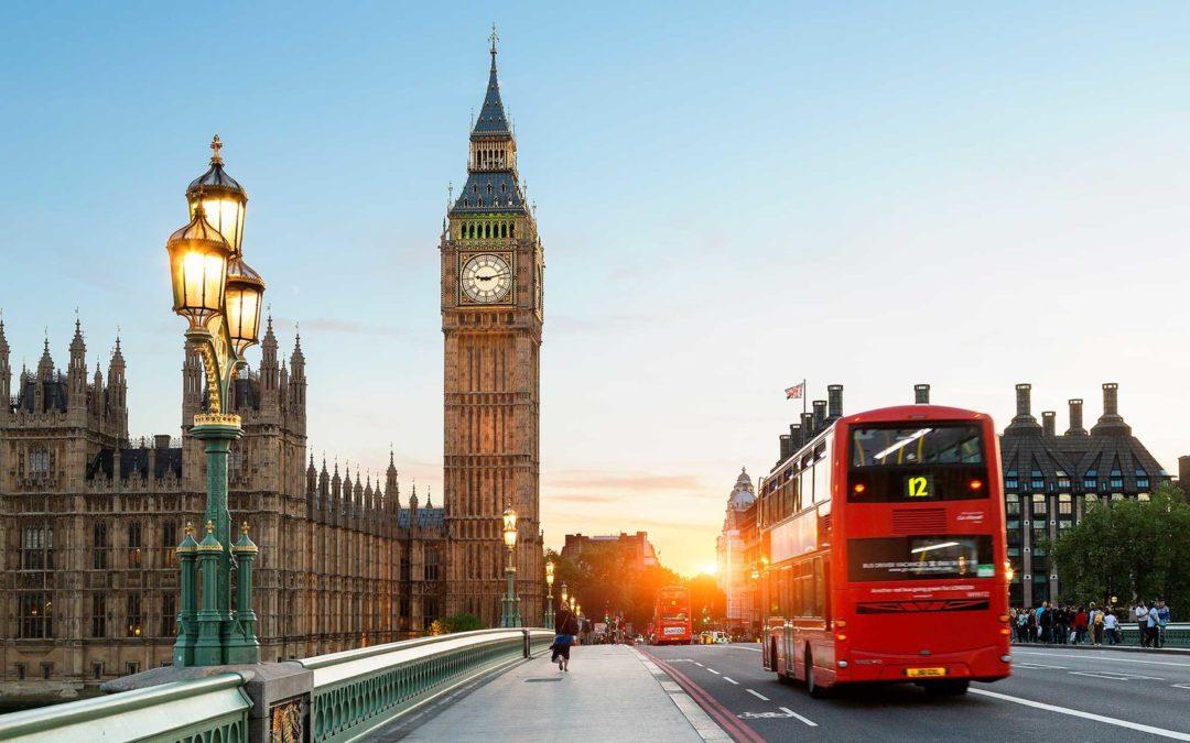 London på Höstlovet?