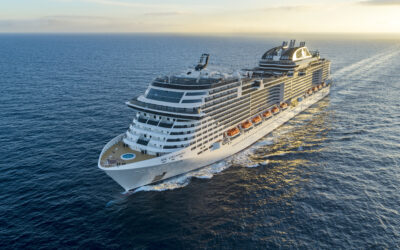 Medelhavet Vinterspecial med MSC Cruises!